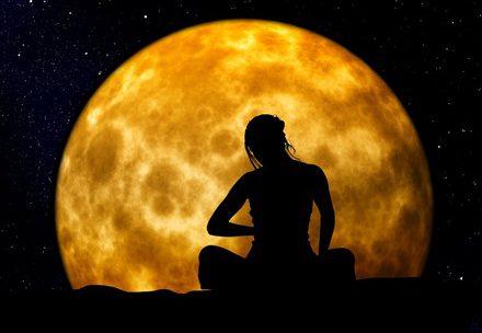 Volle Maan avond 25 september