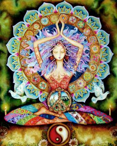 Healingochtend @ centrum de nieuwe aarde